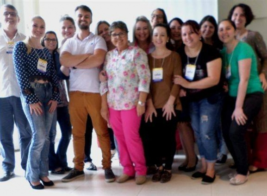 Curso de Etiquetagem para o produto têxtil realizado pela Lenzi Treinamentos em Blumenau