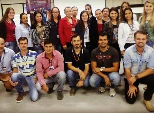 Curso de Etiquetagem para o produto têxtil ministrado in company na Empresa Elian de Jaraguá do Sul