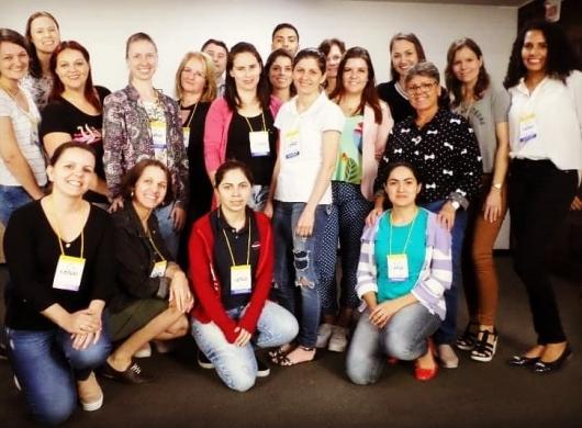 Treinamento sobre etiquetagem têxtil na cidade de Jaraguá do Sul!