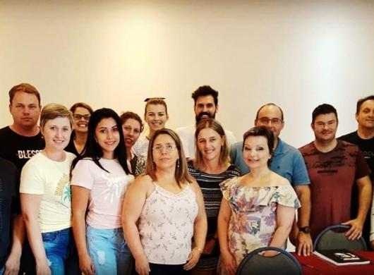 Mentoring para atingir Alta Performance realizado em Blumenau